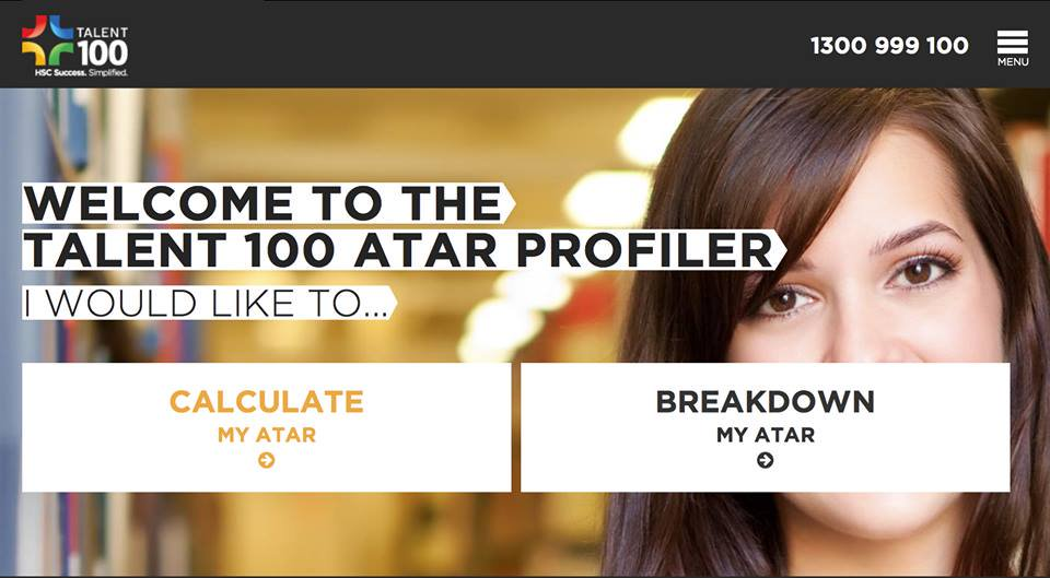 ATAR Talent 100 Calculator