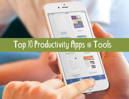 Top 10 Productivity Apps & Tools For Students