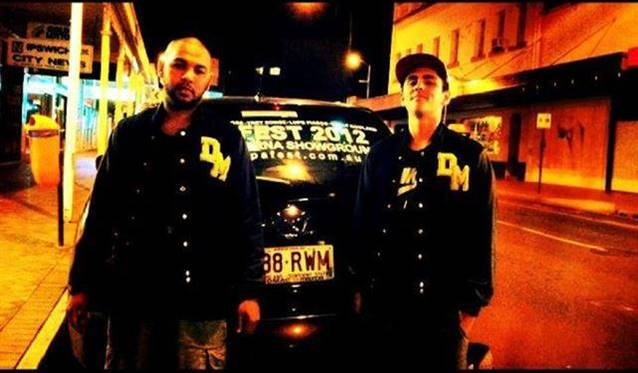 Dirty Mob wear our jackets