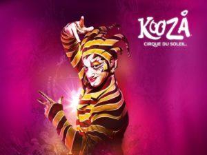 curque du soleil kooza
