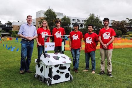 Top Robotics Competitions for University Students