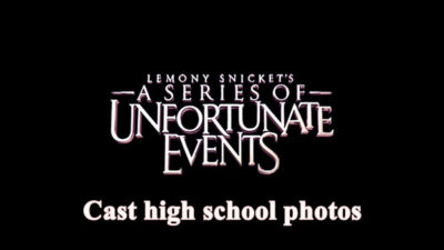 a series of unfortunate events high school photos