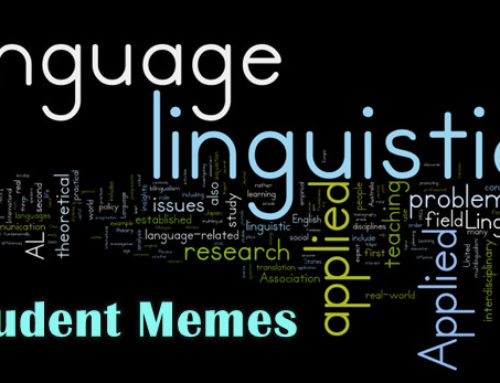 Linguistics student memes for the bamboozled linguist