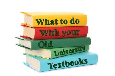 old university textbooks