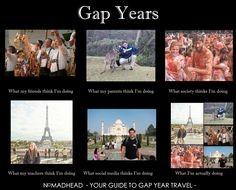gap year memes