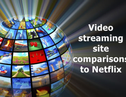 Netflix comparisons to other streaming sites