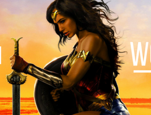 5 Life Lessons from Wonder Woman