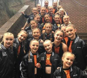 Dance School Custom Satin Bomber Jackets